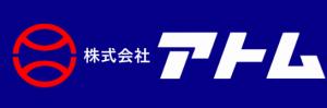 アトム公式ロゴ